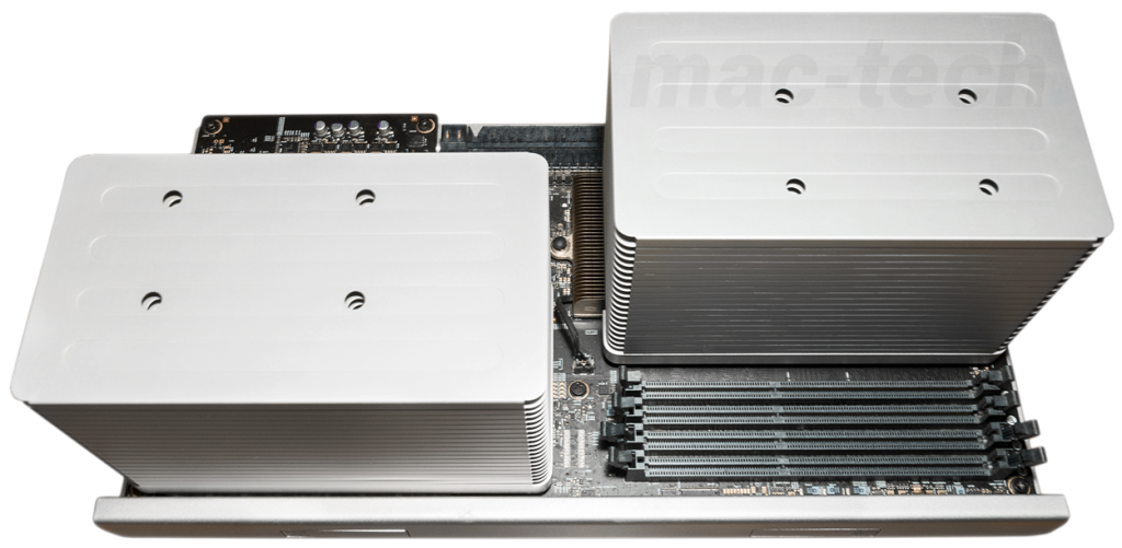 Mac Pro 4,1 dual processor / dual CPU tray